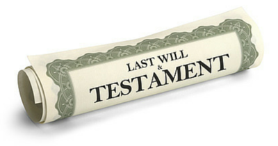 it is crucial that you sort out your estate planning and get your will and testament in order